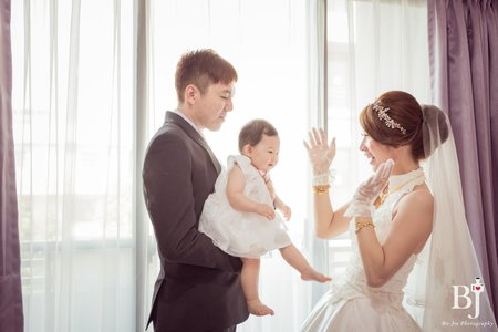 婚禮攝影   台中   辰健+佩柔