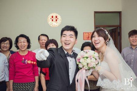 婚禮攝影   台中   庭甫+孟宜