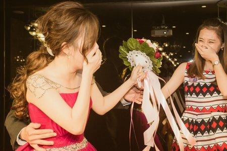 婚禮攝影 | 台中 | 孟傑+盈慈 -結婚