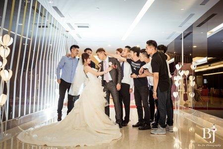 婚禮攝影 | 高雄 | 晟育+欣怡
