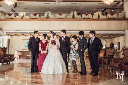 婚禮攝影 | 台中 | 育晟+翊誠
