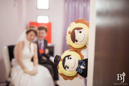 婚禮攝影 | 台中 | 辰健+佩柔