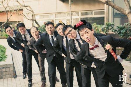 婚禮攝影 | 台中 | 庭瑞+珮璇