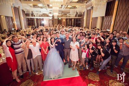 婚禮攝影 | 台中 | 旭翔+維真