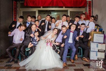 婚禮攝影 | 南投 | 冠緯+思涵
