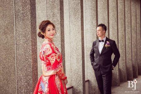 婚禮攝影 | 台中 | 育聖+青瀠