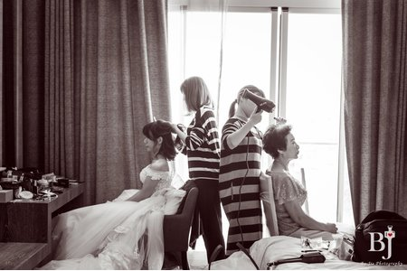 婚禮攝影 | 高雄 | 仲恭+雅婷