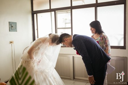 婚禮攝影 | 高雄 | 韋程+育儒 -結婚
