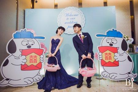婚禮攝影   台中   沛昇+彥禎