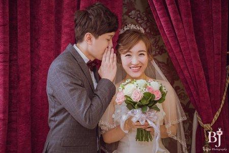 婚禮攝影 | 台中 | 薪安+欣儀