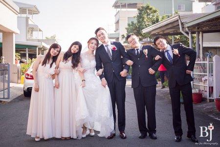 婚禮攝影 | 高雄 | 岳耘+千育