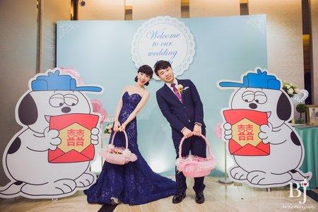 婚禮攝影 | 台中 | 沛昇+彥禎