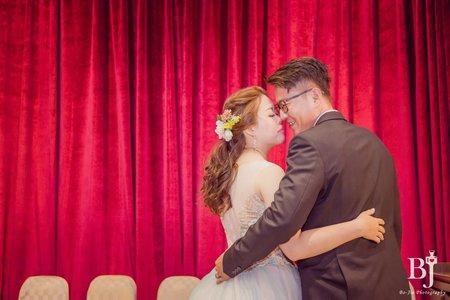 婚禮攝影 | 台中 | 鈞傑+毓雯