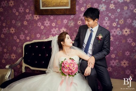 婚禮攝影 | 台中 | 勇杉+宥昕