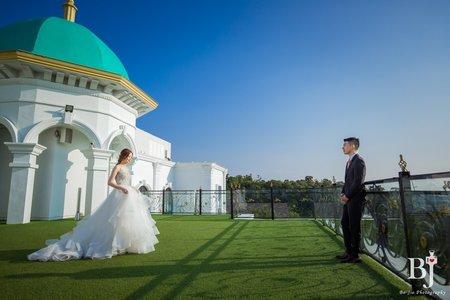 婚禮攝影 | 彰化 | 竣賢+曼婷