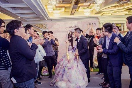 婚禮攝影 | 台中 | 昆廷+紫瑩