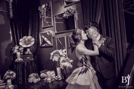 婚禮攝影 | 台中 | 致賢+郁如