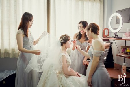 婚禮攝影 | 台中 | 永欽+靜儀