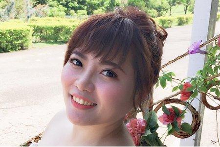 KimikoMakeup岑-筱雅-自助婚紗
