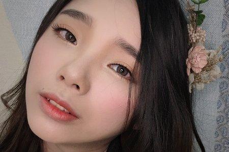 KimikoMakeup岑-小芯-新秘工作紀錄