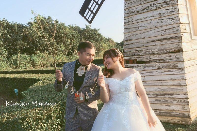 自助婚紗拍攝作品