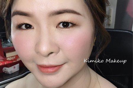 KimikoMakeup岑-雅芬-訂結婚宴