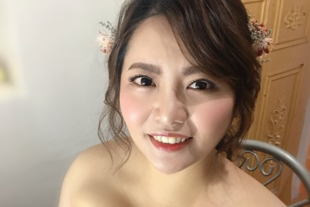 KimikoMakeup岑-雅芳-訂結喜宴