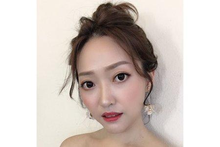 Kimiko Makeup岑-Ana-新秘工事