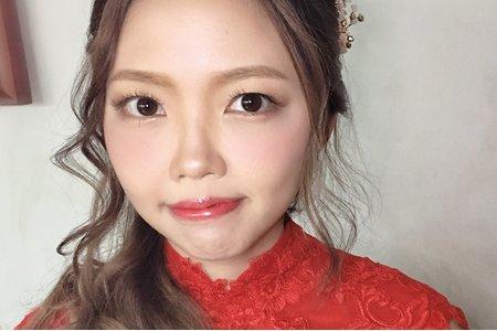 KimikoMakeup岑-萱柔-文訂喜宴