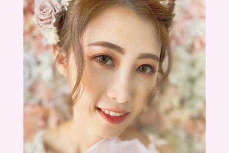 KimikoMakeup岑-Chen-新秘作品