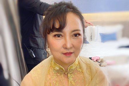 親友妝髮/活動外接/宴會造型