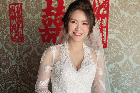 KimikoMakeup岑-紓涵-結婚喜宴