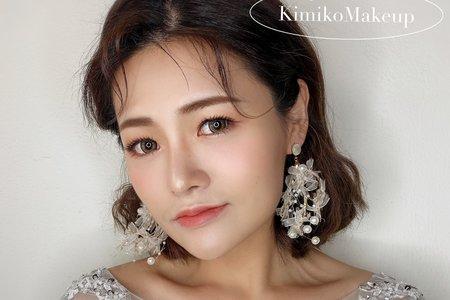 KimikoMakeup岑-2021-訂結喜宴