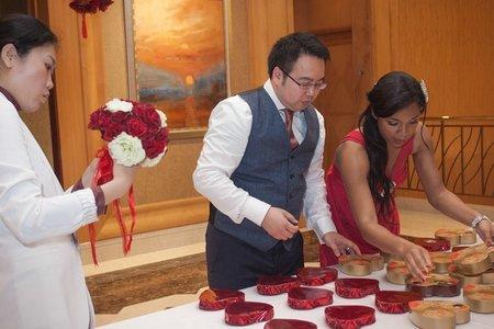 婚禮統籌服務