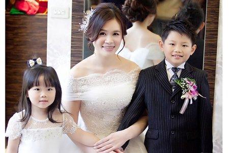 婚禮攝影作品分類  人物篇