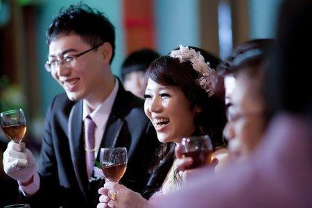 婚禮攝影作品分類  婚宴篇