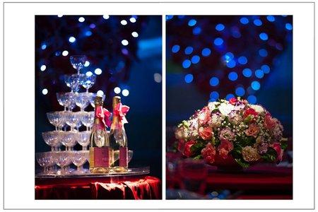 婚禮攝影作品分類  靜物篇