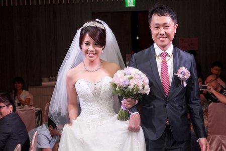柏豪&艾芸 結婚晚宴