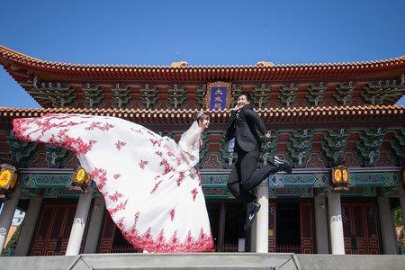 台中2號出口婚紗攝影工作室    柏憲&秀宜