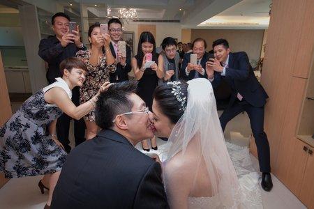 台中2號出口婚紗攝影工作室--婚禮攝影作品集   豪&雯