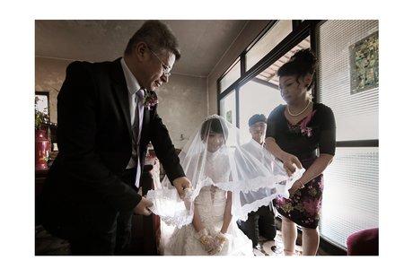 台中2號出口婚紗攝影工作室--婚禮攝影作品集