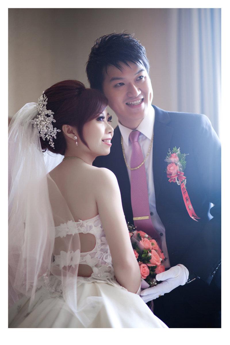 婚禮攝影平面拍照儀式+婚宴 7~8小時作品