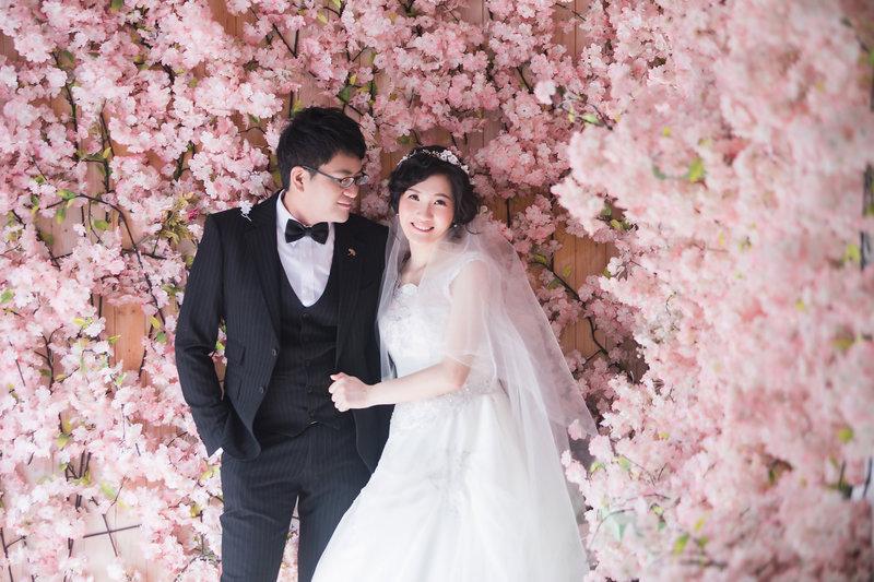 結婚包套價位  花漾26組 33800元作品