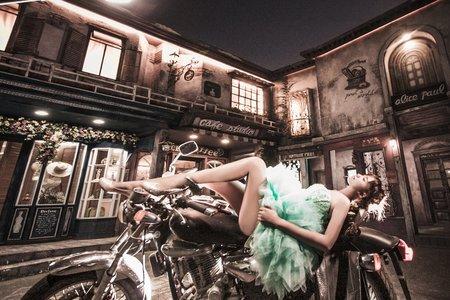 台中2號出口婚紗攝影工作室--人文婚紗作品集  朝馗&靜雯