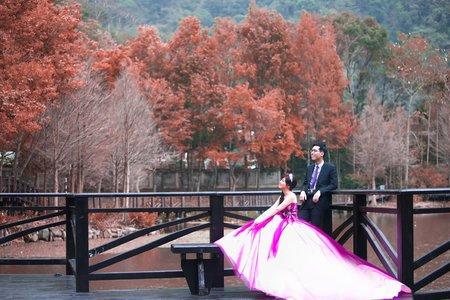 台中2號出口婚紗攝影工作室--人文婚紗作品集  光晏+麗曉