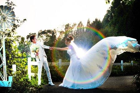 台中2號出口婚紗攝影工作室--俊儀&玟諠