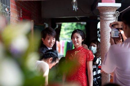 台中2號出口婚紗攝影工作室   熏 & 靜 文定 午宴