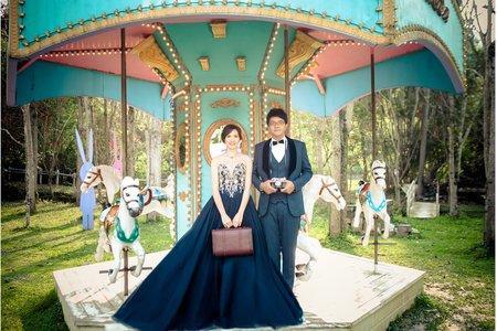 台中2號出口婚紗攝影工作室--人文婚紗作品集  家慶+海芮