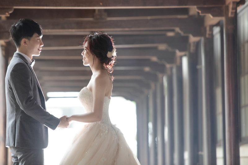 單拍婚紗寫真29800作品