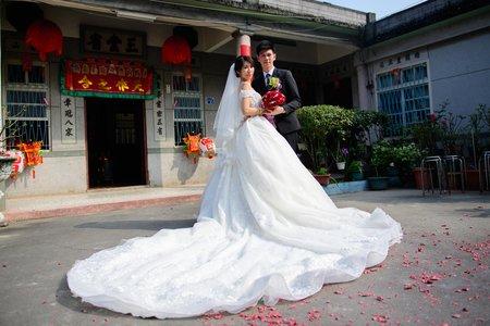俊豪志珊結婚紀錄